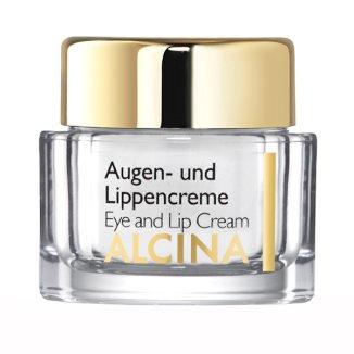 Alcina, krem do oczu i ust, 15 ml - zdjęcie produktu