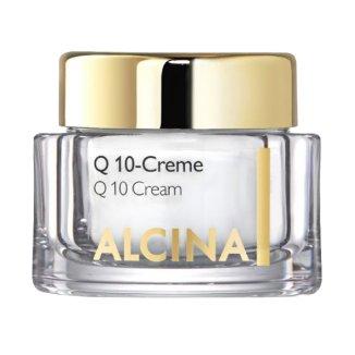 Alcina, Q10, pielęgnacyjny krem do twarzy, 50 ml - zdjęcie produktu