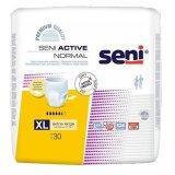 Seni Active Normal, majtki chłonne, Extra Large, 120-160 cm, 30 sztuk - miniaturka zdjęcia produktu