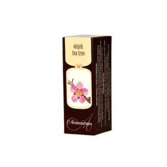 Aromaterapia, olejek tea tree, olejek z drzewa herbacianego, 10 ml - zdjęcie produktu