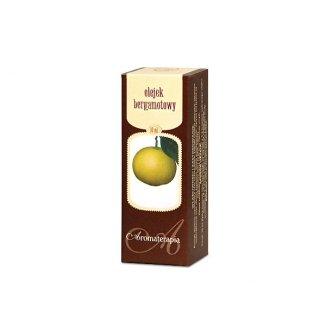 Aromaterapia, olejek bergamotowy, 10 ml - zdjęcie produktu