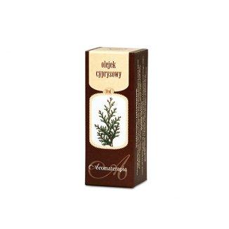 Aromaterapia, olejek cyprysowy, 10 ml - zdjęcie produktu