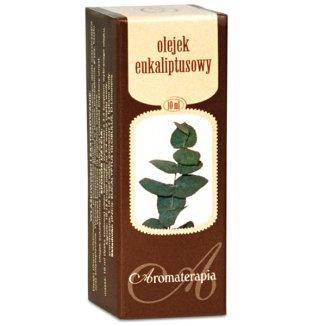 Aromaterapia, olejek eukaliptusowy, 10 ml - zdjęcie produktu