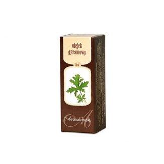 Aromaterapia, olejek geraniowy, 10 ml - zdjęcie produktu