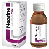 Neosine Forte 500 mg/ 5 ml, syrop, 100 ml - miniaturka zdjęcia produktu