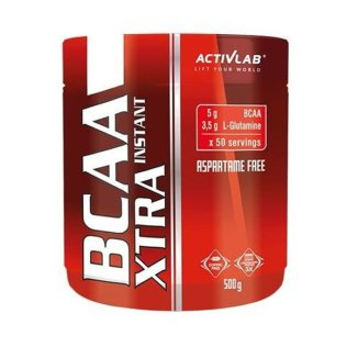 ActivLab BCAA X-tra Instant, smak wiśniowy, 500 g - zdjęcie produktu