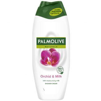 Palmolive Naturals, żel pod prysznic kremowy, orchidea, 500 ml - zdjęcie produktu