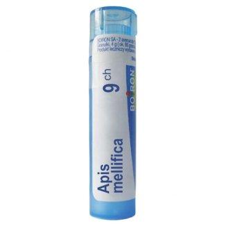 Boiron Apis mellifica 9 CH granulki 4 g - zdjęcie produktu