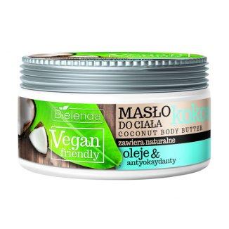 Bielenda Vegan Friendly, masło do ciała, kokosowe, 250 ml - zdjęcie produktu