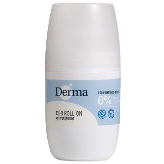 Derma Family, antyperspirant roll-on, 50 ml - zdjęcie produktu