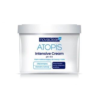 Novaclear Atopis, krem natłuszczający do twarzy i ciała, 500 ml - zdjęcie produktu