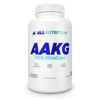 Allnutrition AAKG 1100 Xtra, 120 kapsułek - zdjęcie produktu