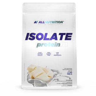 Allnutrition Isolate Protein, smak białej czekolady, 908 g - zdjęcie produktu
