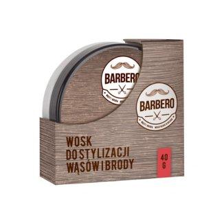 Barbero, wosk stylizujący do brody i wąsów, 40 g - zdjęcie produktu