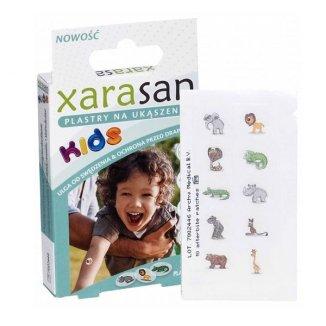 Xarasan Kids, plastry na ukąszenia dla dzieci, 30 sztuk - zdjęcie produktu