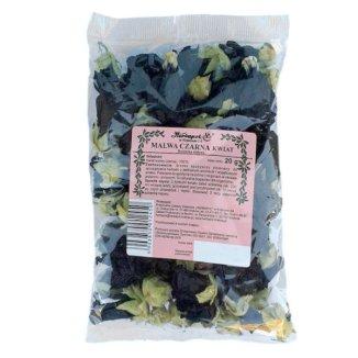 Herbapol Malwa czarna, kwiat, 20 g - zdjęcie produktu