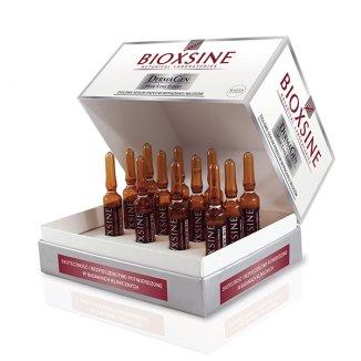 Bioxsine, Dermagen, serum przeciw wypadaniu włosów, ampułki, 12 x 6 ml - zdjęcie produktu