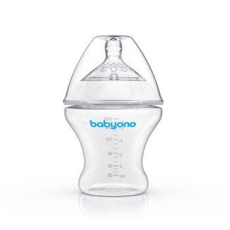 BabyOno, butelka antykolkowa Natural Nursing, 180 ml - zdjęcie produktu