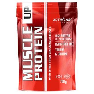 ActivLab Muscle Up Protein, białko serwatkowe, truskawka, 700 g - zdjęcie produktu