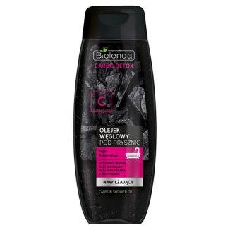 Bielenda Carbo Detox, olejek węglowy pod prysznic, 440 g - zdjęcie produktu
