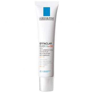 La Roche-Posay Effaclar Duo+, krem zwalczający niedoskonałości, SPF30, 40 ml - zdjęcie produktu