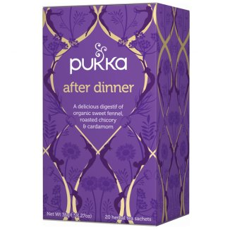 Pukka, herbata After Dinner, 20 saszetek - zdjęcie produktu