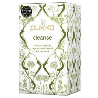 Pukka, herbata Cleanse, 20 saszetek - zdjęcie produktu