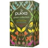 Pukka Green Collection Bio, kompozycja herbat, 20 saszetek - miniaturka zdjęcia produktu