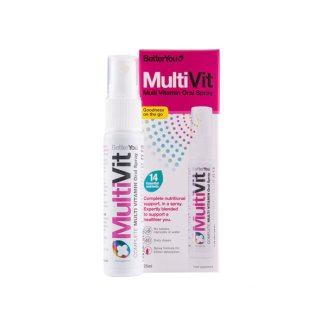 Better You MultiVit, spray, 25 ml - zdjęcie produktu
