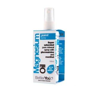 Better You, Olejek magnezowy, Joint, spray, 100 ml - zdjęcie produktu