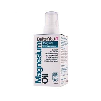Better You, Olejek magnezowy, Original, spray, 100 ml - zdjęcie produktu