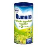 Humana, Herbatka koperkowa z kminkiem, dla niemowląt po 4 miesiącu, 200g KRÓTKA DATA - miniaturka zdjęcia produktu
