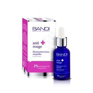 Bandi Medical Anti Rouge, ampułka skoncentrowana na naczynka, 30 ml - zdjęcie produktu