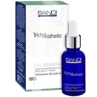 Bandi Tricho Esthetic, ekstrakt przeciw przetłuszczaniu się skóry włosów i głowy, 30 ml - zdjęcie produktu