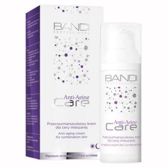 Bandi Anti Aging Care, krem przeciwzmarszczkowy dla cery mieszanej, 50 ml - zdjęcie produktu