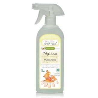 Anthyllis Baby, płyn do powierzchni mających kontakt z dzieckiem, z organicznym olejkiem herbacianym, 500 ml - zdjęcie produktu