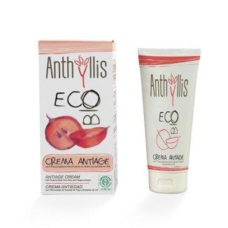 Anthyllis EcoBio, krem przeciwzmarszczkowy do twarzy z fitokompleksem z otrąb pszenicy, 50 ml - zdjęcie produktu