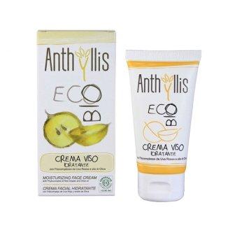Anthyllis EcoBio, krem nawilżający do twarzy, 50 ml - zdjęcie produktu