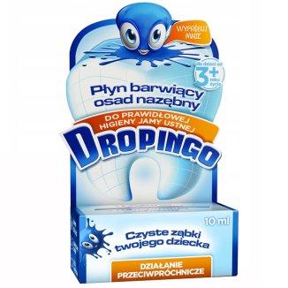 Dropingo, płyn barwiący osad nazębny, 10 ml - zdjęcie produktu