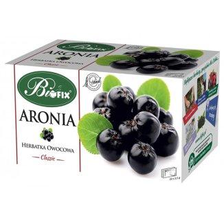 Bi Fix Classic, Aronia, herbata owocowa, 2,5 g x 20 saszetek - zdjęcie produktu