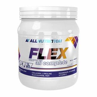 Allnutrition, Flex All Complete Orange, kolagen, smak pomarańczowy, 400 g - zdjęcie produktu