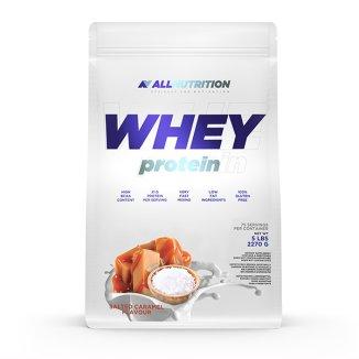Allnutrition Whey Protein, smak słony karmel, 2270 g - zdjęcie produktu