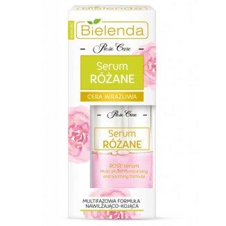 Bielenda Rose Care, serum różane, cera wrażliwa, 30 ml - zdjęcie produktu