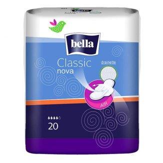 Podpaski Bella Nova, Classic, 20 sztuk - zdjęcie produktu