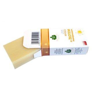 Powrót Do Natury, naturalne mydło ze złotem monojonowym, 100 g - zdjęcie produktu