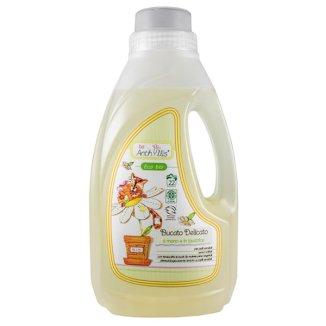 Anthyllis EcoBio, płyn do prania ubranek dziecięcych i niemowlęcych, od 1 miesiąca, 1 l - zdjęcie produktu