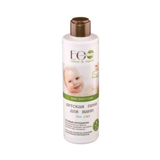 EO LABORATORIE Baby Care, płyn do kąpieli dla dzieci, 250 ml - zdjęcie produktu