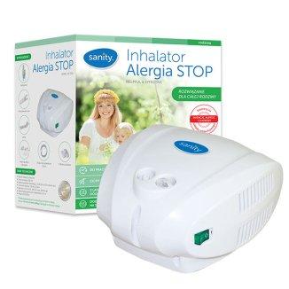 Sanity Alergia Stop AP 2316, inhalator kompresorowy  - zdjęcie produktu