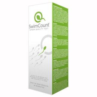 SwimCount, test badający jakość nasienia, 1 sztuka - zdjęcie produktu