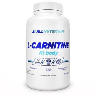 Allnutrition L-Carnitine Fit Body, 120 kapsułek - zdjęcie produktu